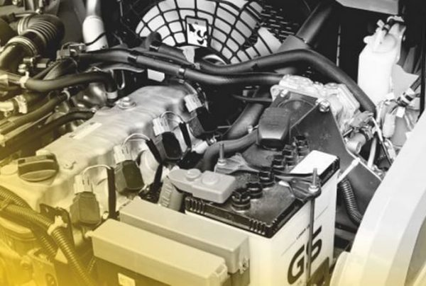 The different kinds of forklift engines