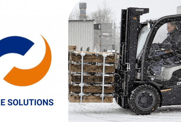 Short Term Forklift Hire from Hawthorne FTS