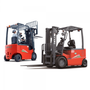 4 Wheel Electric 1.5-3.5 tonne Lead Acid & Lithium-ion Counterbalance Forklifts